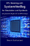 RTL Modeling with SystemVerilog Book Cover